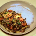 冬のドライカレー・ひき肉とマッシュポテトのグラタンレシピ!NHKきょうの料理は藤野嘉子