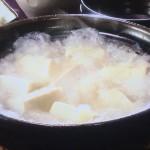 NHKきょうの料理ビギナーズはみぞれ湯豆腐・焼きねぎと厚揚げのとろみ鍋レシピ!
