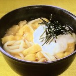 NHKきょうの料理ビギナーズはとろろうどん・梅のせ卵とじうどんレシピ!