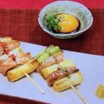 大原千鶴のぶりの串焼き・ぶりの刺身・ぶり大根・ぶりの赤だしレシピ!NHKきょうの料理