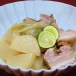 NHKきょうの料理は大根と豚の塩角煮・豚汁レシピ!ワタナベマキ