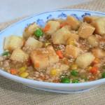 NHKきょうの料理はマーボー食パン・具だくさんとろ〜り麺レシピ!程一彦