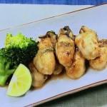 NHKきょうの料理はかきのムニエル・かきご飯レシピ!大原千鶴の魚介おかず