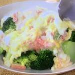 NHKきょうの料理ビギナーズはブロッコリーのかにあんかけ・ブロコッリーと鶏肉の塩炒めレシピ!