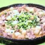 NHKきょうの料理は長芋と豚肉のサイコロ蒸し・セロリの蒸しご飯・蒸しぶり大根レシピ!