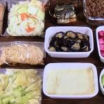 NHKきょうの料理はゆーママのつくりおきレシピ!1時間で13品を作ります。