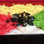 NHKきょうの料理は五目ずし!ひな祭りや祝い事に柳原一成のすしレシピ。
