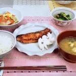 NHKきょうの料理は白菜の炒め煮・青菜の磯辺あえ・さけのムニエルレシピ!宗像伸子