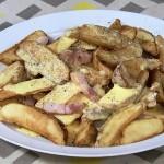 NHKきょうの料理はCOOK9(クック9)!温泉卵のポテトカルボナーラ・半熟卵のから揚げレシピ!市瀬悦子