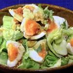 NHKきょうの料理は卵アボカドサラダ・豆腐えびたまレシピ!市瀬悦子の夜たまおかず