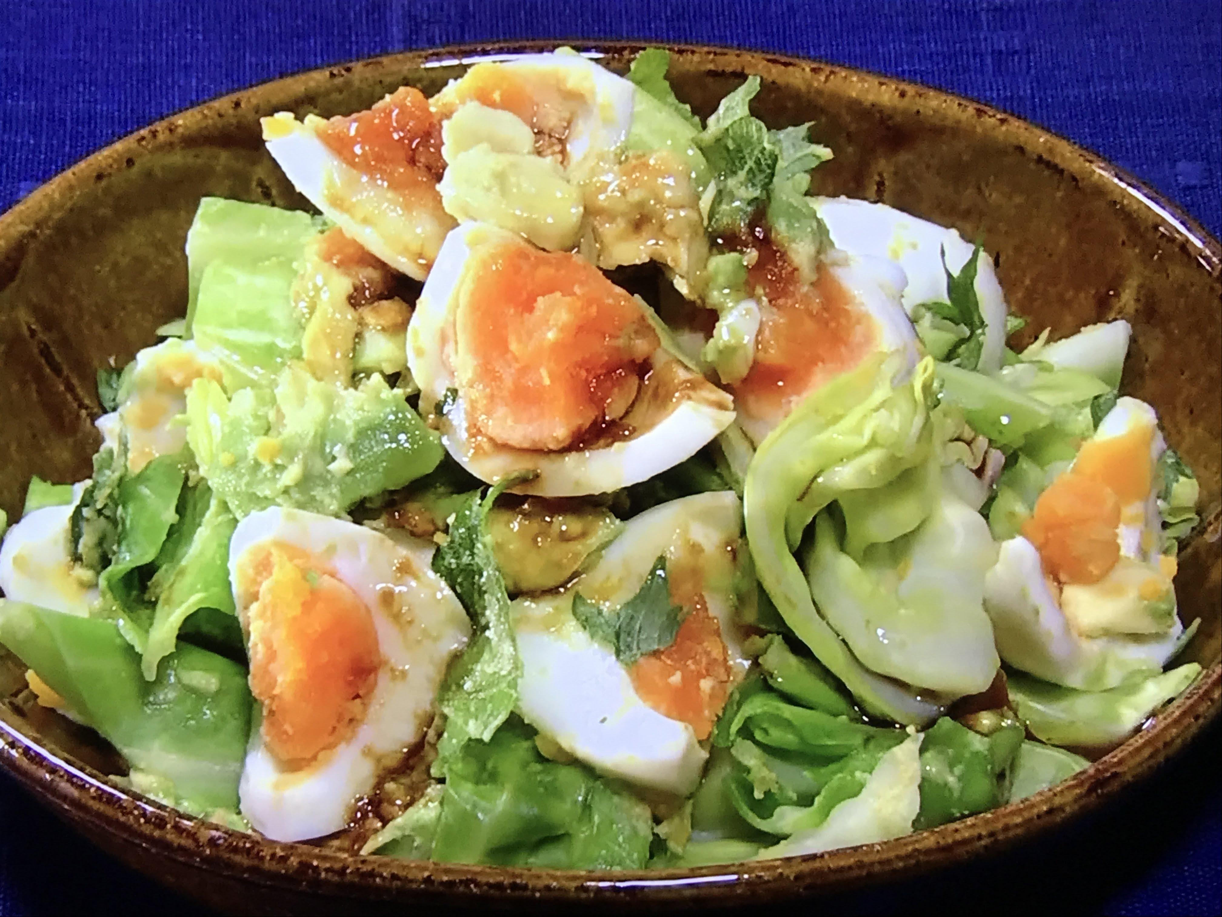 アボカド 卵 サラダ リピート必至!「アボカド×卵」のサラダレシピ
