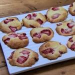 NHKきょうの料理はいちごの生マシュマロ・いちごの生クッキーレシピ!小林かなえ