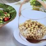 栗原はるみの大豆のマリネ・塩豚のソテー マッシュポテト添えレシピ!NHKきょうの料理