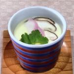 NHKきょうの料理はレンジだし茶碗蒸し・飾りちらしずしレシピ!舘野鏡子