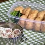 栗原はるみのシューマイとおいなりさん弁当!NHKきょうの料理は春のお弁当人気3レシピ
