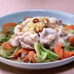 NHKきょうの料理はゆで豚南蛮・牛しぐれ煮・ひらひら肉天レシピ!杵島直美