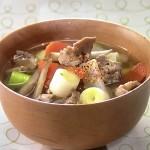 NHKきょうの料理ビギナーズは豚汁・たけのこご飯レシピ!定番の和食