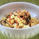 NHKきょうの料理ビギナーズはいり豆腐・小松菜とちくわの煮びたしレシピ!