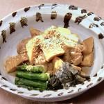 NHKきょうの料理はたけのこと手羽元のごま煮・ふきとほたるいかの木の芽サラダレシピ!村田吉弘