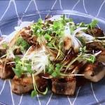 NHKきょうの料理ビギナーズは新たまねぎとかつおソテーのサラダ・新たまステーキレシピ!