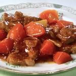 NHKきょうの料理ビギナーズは春にんじんの酢豚風・春にんじんとくるみのサラダレシピ!