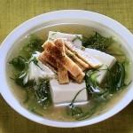 NHKきょうの料理は万能だしで豆腐と油揚げのあんとじ・鶏肉とたまねぎの煮物レシピ!