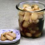 NHKきょうの料理は大原千鶴のらっきょうの実ざんしょう漬け・みそ漬けレシピ!