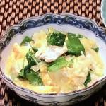 NHKきょうの料理は甘酒チキンの卵とじ・みそ焼きチキン こしょう風味レシピ!河合真理