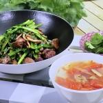 栗原はるみの和風サンラータン・ニラレバレシピ!NHKきょうの料理