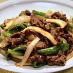 NHKきょうの料理は牛肉と野菜の黒酢炒め・夏の豚なす梅おかか風味レシピ!小林まさみ
