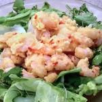 NHKきょうの料理はえびのから揚げチリソース・ドライマーボーレシピ!枝元なほみ