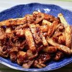 NHKきょうの料理は長芋と豚肉の粉ざんしょう炒め・ふわふわ卵のオクラあんレシピ!