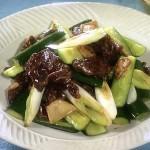 NHKきょうの料理ビギナーズはきゅうりと牛肉のオイスター炒め・きゅうりの簡単混ぜずしレシピ!