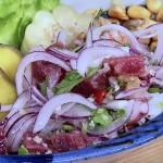 NHKきょうの料理は生放送COOK9!谷原章介がセビーチェ・ロモ・サルタードレシピを学ぶ!