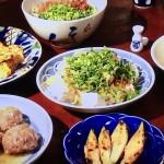 NHKきょうの料理はしいたけしゅうまい・やわやわうどん・コーンとミニトマトのバター炒めレシピ!