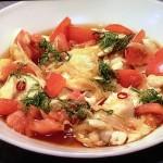 NHKきょうの料理は鶏しゃぶのトマト南蛮レシピ!市瀬悦子