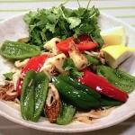 NHKきょうの料理はピーマンもやしのエスニック炒め・丸ごとピーマンシューマイレシピ!