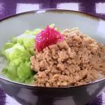 NHKきょうの料理ビギナーズはふんわり鶏そぼろ丼・簡単ガパオライスレシピ!