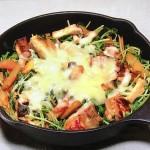 NHKきょうの料理は豆苗のチーズタッカルビレシピ!重信初江