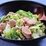 NHKきょうの料理はゆーママのぱくぱくツナレタス・たたきレタスの豚バラみそ巻きレシピ!