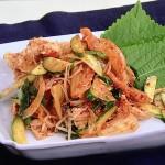 NHKきょうの料理は冷やし豚キムチレシピ!コウケンテツ