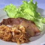 NHKきょうの料理ビギナーズはポークソテーたまねぎソース・豚ロースの香味野菜のせレシピ!