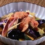 NHKきょうの料理はさけとなすの南蛮漬け・焼きさんまときゅうりのごまあえレシピ!杉本節子