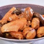 栗原はるみの栗と鶏手羽の煮物・栗おこわレシピ!NHKきょうの料理
