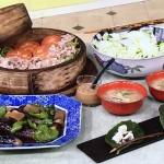 NHKきょうの料理は20分で晩ごはんレシピ!横山タカ子の和食