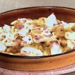 NHKきょうの料理はかぼちゃのグラタン・さけのムニエルレシピ!谷昇