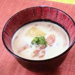 NHKきょうの料理はじゃがたま汁・かきのしぐれ煮飯・里芋クロケットレシピ!奥村彪生