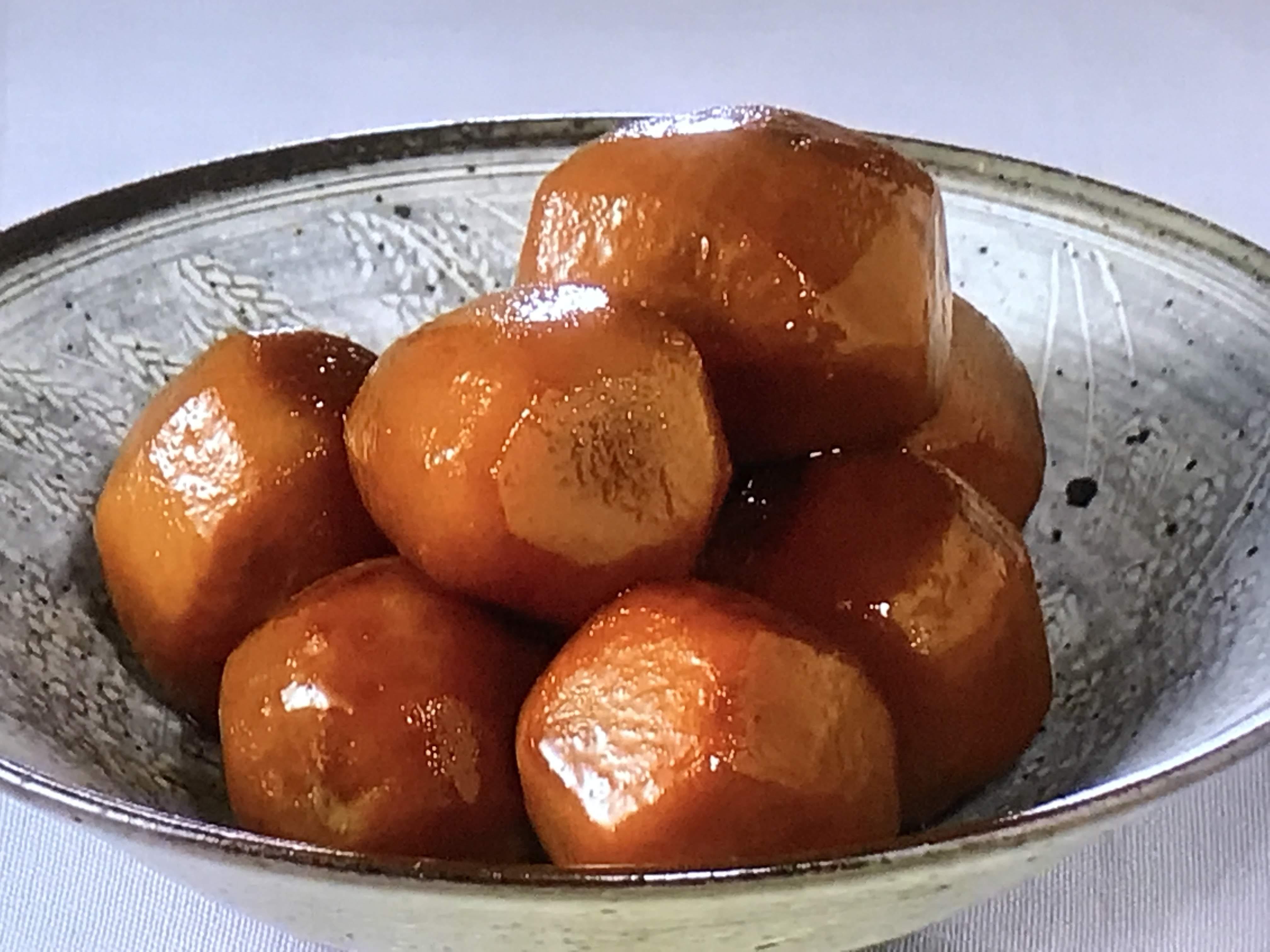 NHKきょうの料理ビギナーズは里芋の煮っころがし・里芋と鶏肉の