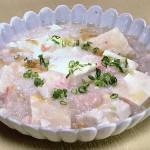 NHKきょうの料理は豆腐とかにのとろーりれんこん煮・れんこんとタコのマリネ・たたきれんこんと牛肉のすき煮レシピ!