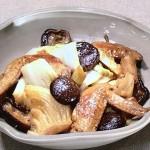 NHKきょうの料理は白菜と手羽先の酢じょうゆ煮レシピ!堀江ひろ子